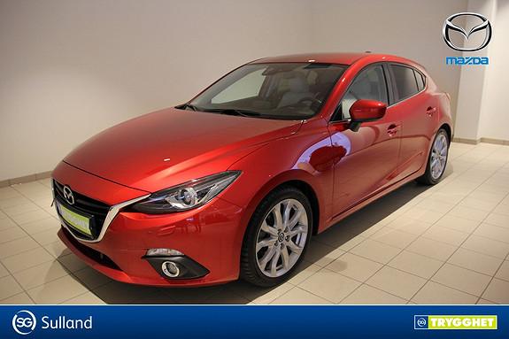 Mazda 3 2,0 120hk Optimum 18