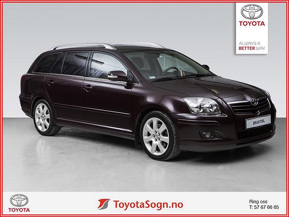 Toyota Avensis 2,0 D-4D Executive m/DPF HENGERFESTE  2008, 94000 km, kr 125000,-