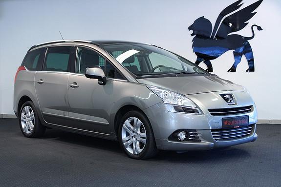 Peugeot 5008 1.6HDI EMG Navi BT HUD