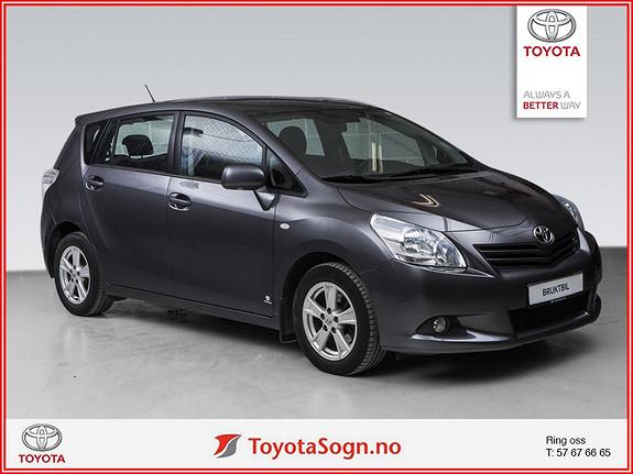 Toyota Verso 1,8 Advance 7 seter Multidrive S HENGERFESTE  2009, 112751 km, kr 169000,-