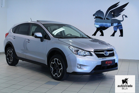 Subaru XV Innbyttekampanje! Premium Luke Skinn Navi Cruise