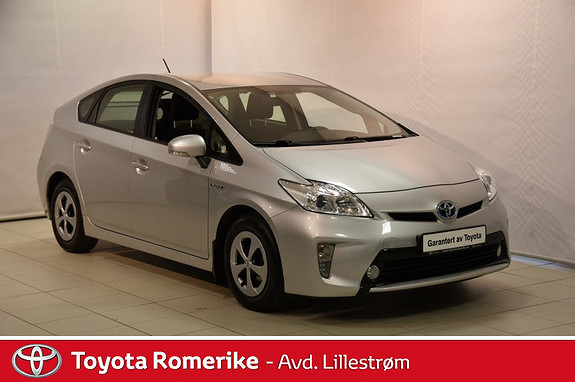 Toyota Prius 1,8 VVT-i Hybrid Comfort  2014, 43056 km, kr 190000,-