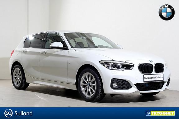 BMW 1-serie 116i 100 Edition -Mpakke-Navi-DAB+-HiFi-Lyspakke++