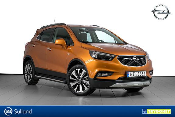 Opel Mokka X 1.4T 152hk 4X4 Premium aut STIGTRINN-TAKSPOILER-18