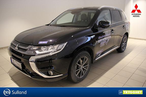 Mitsubishi Outlander Instyle+ Plug-In Hybrid EV Demostrasjonsbil, Ny i norge