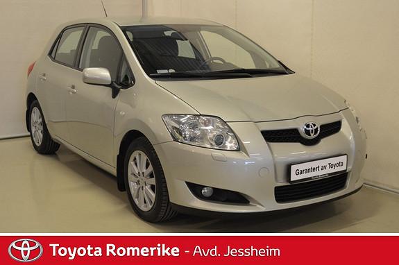 Toyota Auris 2,0 D-4D Executive (DPF) Keyless  2007, 151900 km, kr 119000,-