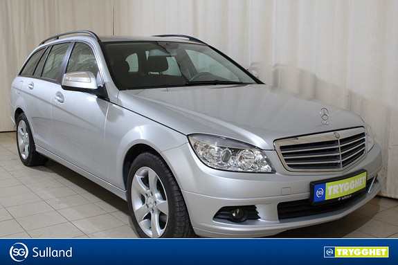 Mercedes-Benz C-Klasse C200 CDI