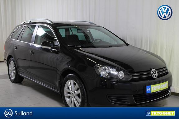 Volkswagen Golf 1,6 TDI 105hk Style BMT DSG Park.varmer m/fjernkontroll