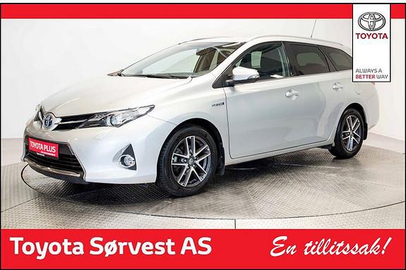 Toyota Auris Touring Sports 1,8 Hybrid Active+  2015, 41561 km, kr 249000,-