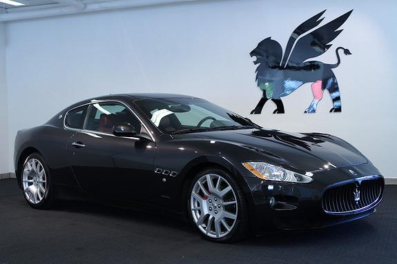 Maserati GranTurismo Gran Turismo 4,2 V8 405hk  2008, 40500 km, kr 879000,-