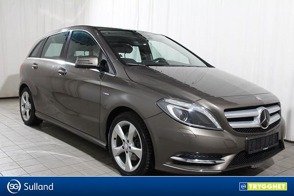 Mercedes-Benz B-Klasse 200 CDI aut. 136 HK
