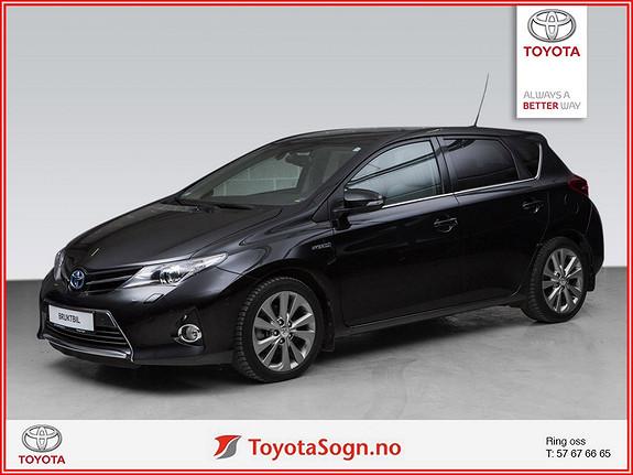 Toyota Auris 1,8 Hybrid Executive HSD  2014, 54237 km, kr 219000,-