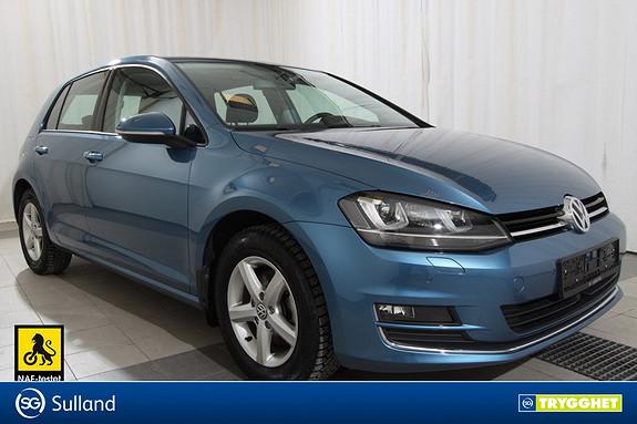 Volkswagen Golf 1,4 TSI ACT 140hk Highline WEBASTO.XENON.FESTE.SPORTSTO