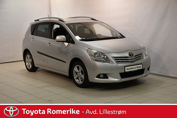 Toyota Verso 1,8 Executive 7 seter Multidrive S  2011, 44689 km, kr 195000,-