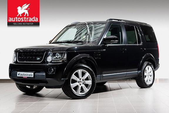 Land Rover Discovery SDV6 HSE 256hk Leasing 4.990,-eks mva  2016, 22000 km, kr 569000,-