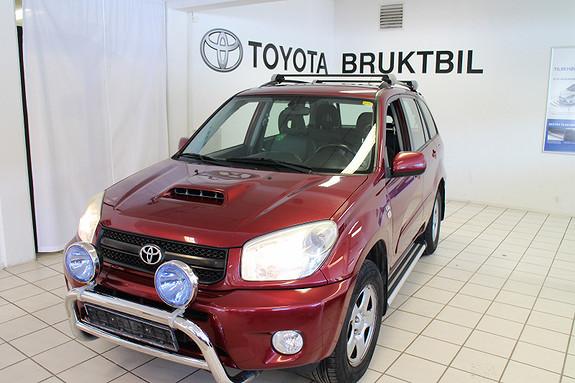 Toyota RAV4 D4D 4WD  2004, 139000 km, kr 88000,-