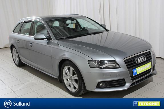 Audi A4 2,0 TDI 120 hk
