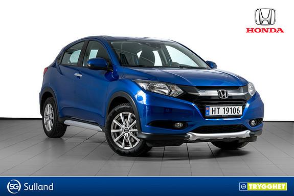 Honda HR-V 1,6 i-DTEC Elegance ADAS navi ROBUST PAKKE-GARMIN NAVI