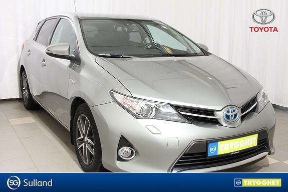 Toyota Auris 1,8 Hybrid E-CVT Active Eberspächer bensinvarmer!