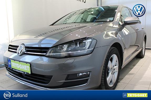 Volkswagen Golf 1,6 TDI 110hk Highline 4MOTION Webasto, Ryggekamera, Kr