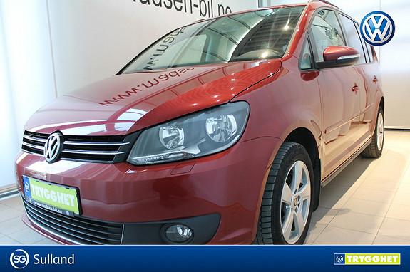 Volkswagen Touran 2,0 TDI 140 Comfortline CRUISEKONTROLL, HENGERFESTE, AI