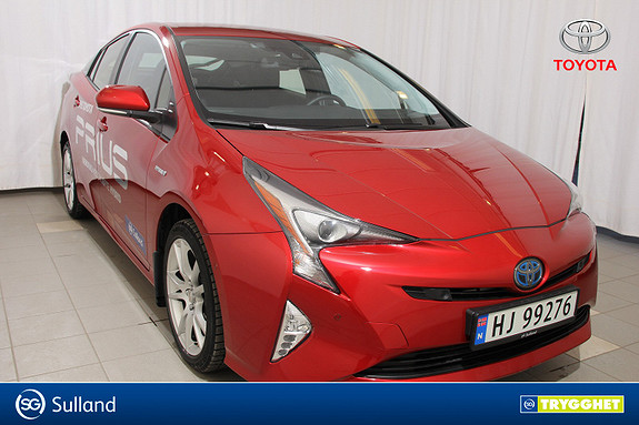 Toyota Prius 1,8 VVT-i Hybrid Executive Demobil