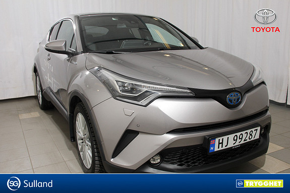 Toyota C-HR 1,8i Hybrid Supreme Tech Demobil