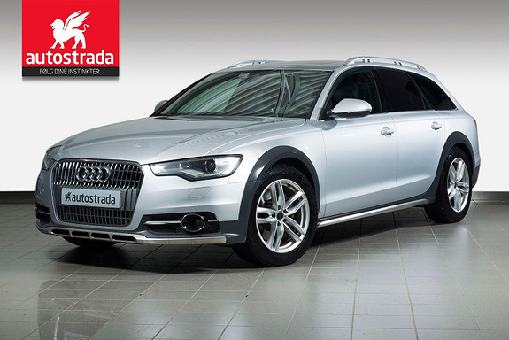 Audi A6 allroad 3.0TDI 204hk/ Webas/ACC/Panorama/++  2013, 135000 km, kr 399000,-