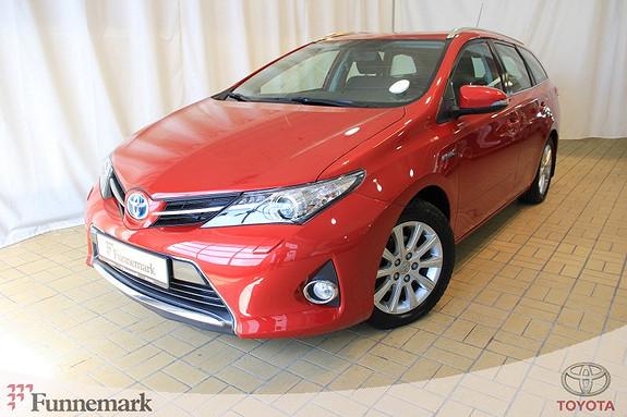 Toyota Auris Touring Sports 1,8 Hybrid Active  2014, 34752 km, kr 225000,-