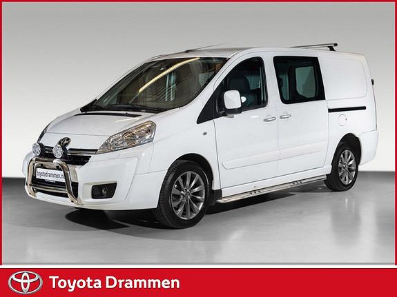 Toyota Proace 2,0 128hk L2H1  2015, 32000 km, kr 205000,-
