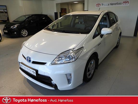 Toyota Prius 1,8 VVT-i Hybrid Advance ,Delskinn,  2012, 86700 km, kr 175000,-