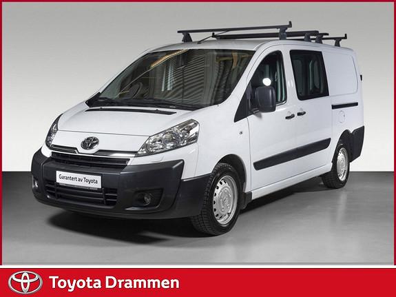 Toyota Proace 2,0 128hk L1H1  2014, 49100 km, kr 179000,-