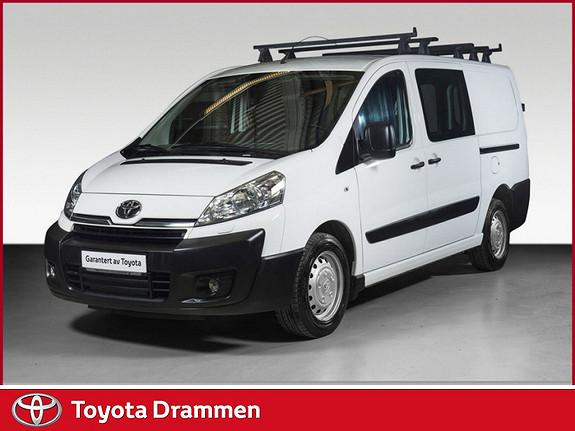 Toyota Proace 2,0 128hk L2H1  2014, 57800 km, kr 179000,-