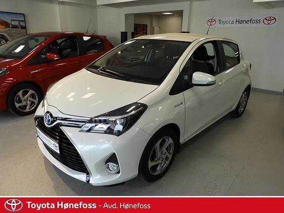 Toyota Yaris 1,5 Hybrid Active e-CVT  2016, 18900 km, kr 195000,-