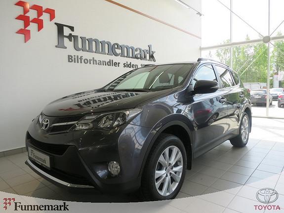 Toyota RAV4 2,0 4WD Executive CVT  2014, 50000 km, kr 359000,-