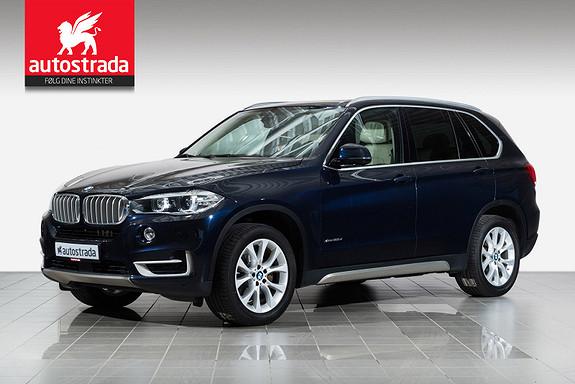 BMW X5 BMW X5 XDRIVE25D Web/Pano/Komfortseter/HUD  2014, 53000 km, kr 699000,-
