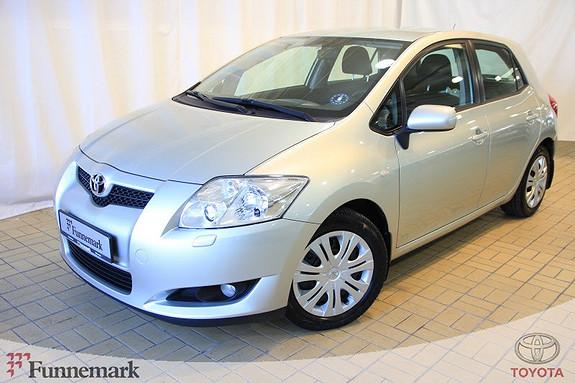 Toyota Auris 1,4 D-4D  2007, 109729 km, kr 89000,-