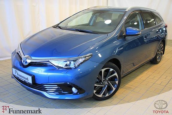 Toyota Auris Touring Sports 1,8 Hybrid Style  2015, 17093 km, kr 259000,-