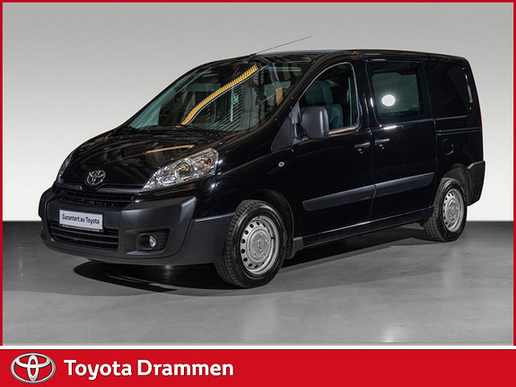 Toyota Proace 2,0 163hk L2H1 (m/bakluke) aut.  2013, 89900 km, kr 169000,-