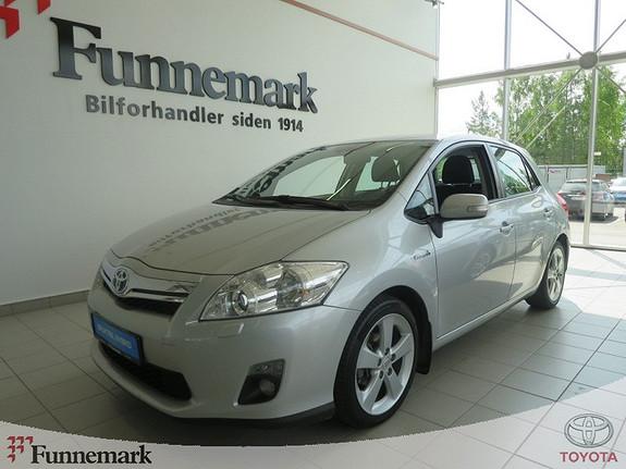 Toyota Auris 1,8 Hybrid Executive HSD  2010, 32650 km, kr 139000,-