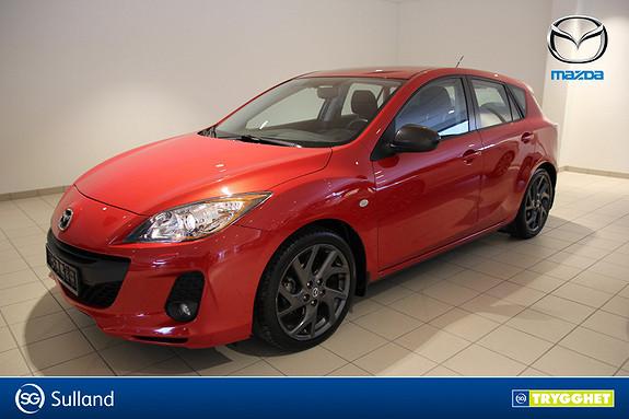 Mazda 3 1,6 D 115hk AdvancePlus