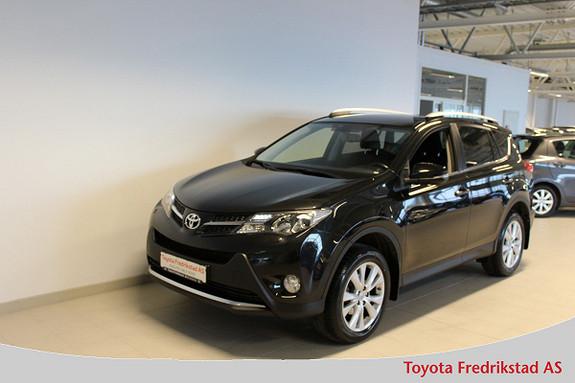 Toyota RAV4 2,0 4WD Multidrive S Active  2013, 54016 km, kr 329000,-