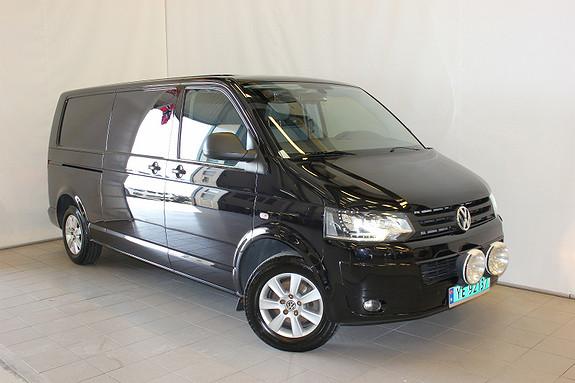 Volkswagen Transporter 2,0TDI 140HK KROK RYGGEKAMERA  2012, 131000 km, kr 156255,-