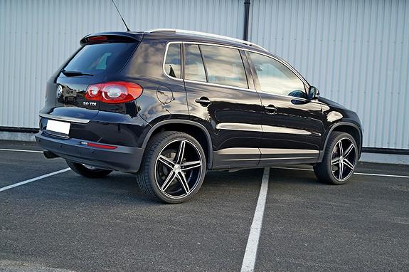 Volkswagen Tiguan 180HK TDI AUT. 24MND GARANTI NAVI DAB+  2008, 166000 km, kr 164660,-