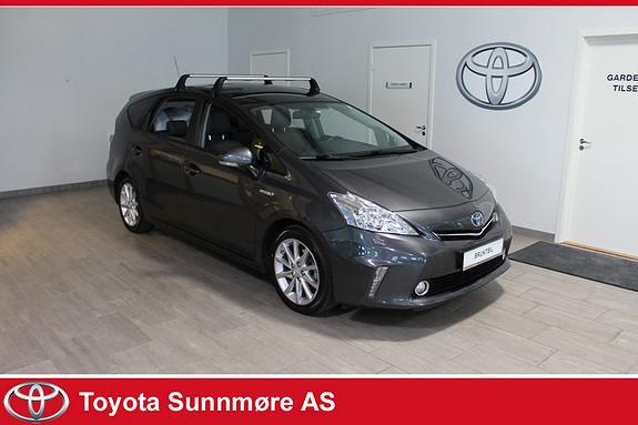 Toyota Prius+ Seven 1,8 VVT-i Hybrid Premium **TOPPUTSTYRT**SKINN**DAB+**PA  2014, 62000 km, kr 279000,-