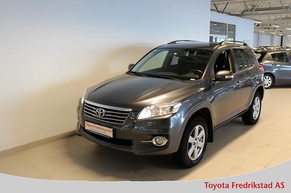 Toyota RAV4 2,2 D-4D Vanguard Executive  2012, 62662 km, kr 249000,-