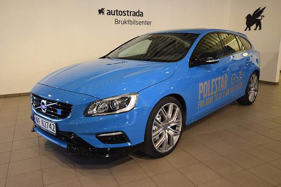 Volvo V60 T6 Polestar AWD aut 367HK, 470NM Med ALT av utstyr