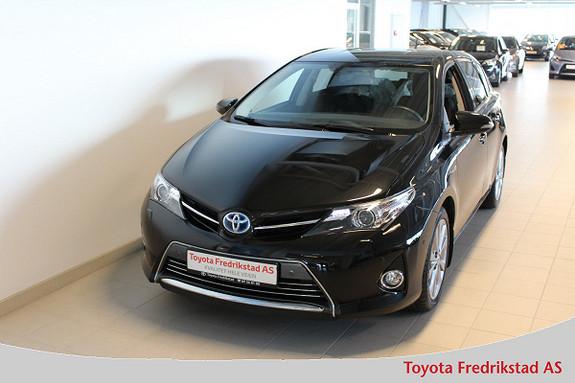 Toyota Auris 1,8 Hybrid E-CVT Executive  2014, 56101 km, kr 229000,-
