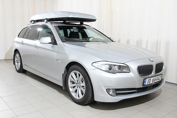 BMW 5-serie 525d xDrive 211hk Automat Pano, Harman Kardon,komforts