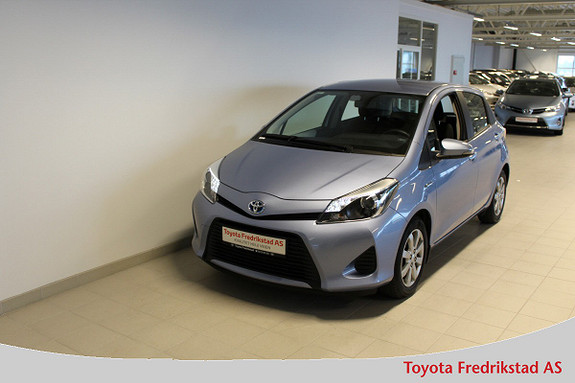 Toyota Yaris 1,5 Hybrid Active  2014, 36000 km, kr 159000,-